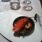 Lobster stew. Dinner 28 Oct 2011