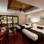Green Island Suite Twin Room