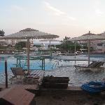 pool near my balcony