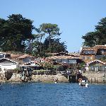 petits villages côtiers