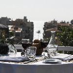 Panoramic L'EssenCiel restaurant