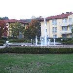 Villas at the Hotel