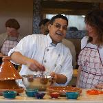 Cooking classes at La Maison Arabe