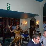 Belly Dancing at Parea Greek Taverna (Fri & Sat eve only)