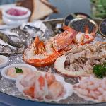 Kings seafood platter