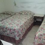 3 camas do quarto
