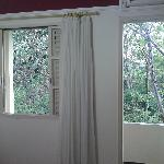 janela com varanda