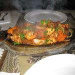 Tandoori Mixed Platter...