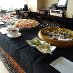 part of the Brunch Buffet
