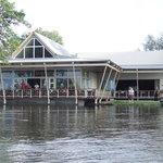 Mushabati Bar on the Zambezi River