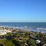 San Luis Resort - view from window