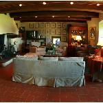 Agriturismo Fattoria il Trebbio - Questa è il salotto per i nostri ospiti