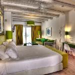 Salvator hotel villas & spa junior suite
