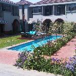 Pool/Gartenbereich