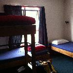 Tasman Bay Dorm Room