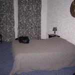 Photo de la chambre à notre arrivée
