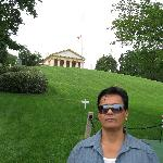 Me at Arlington