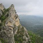 Walking in the Lucanian Dolomites