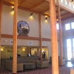 Lobby, Moenkopi Legacy Inn