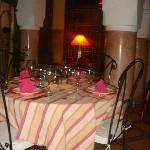 Des tables parfaitement dressées