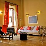 Living Room Loft del Principe