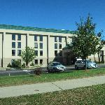 Photo de Hampton Inn - Groton