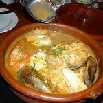 seafood casserole!