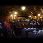 the lapa lodge where you relax and eat
