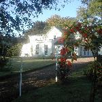 'Crab Apples' . . & Grange Lodge