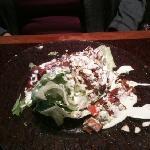 Huge Wedge Salad