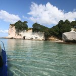 Mares Leg Cove, Cathedral Cove