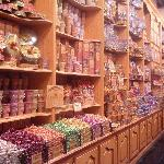 Sweets shops