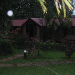 One of the lodges
