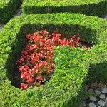 Jardin des coeurs du Musée David et Alice van Buuren