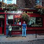 The Temple Bar, near Barnacles was fun!