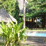 giriamalodge swimming pool and bar