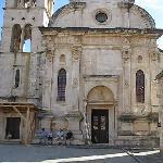 Kathedrale St. Stefan, Eingang