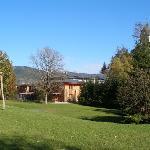 Außenanlage des JuFa Sigmundsberg