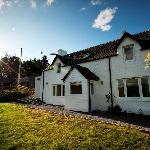 Drumchorry Cottage on Pitlochry Golf Estate