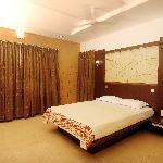 Bedroom of Cottage of Pandit Resort