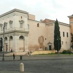 esterno della Scala Santa