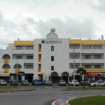 The Alagoa Mar Hotel in Albufeira...AWFUL!!!