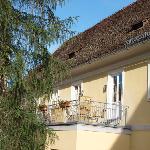 JuFa Seckau - unser Balkon