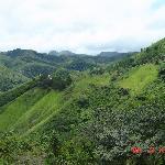 Vista da Estrada Santa Cruz/Samaipata
