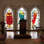 A linda Capela do El Pueblito