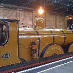 Locomotive - Gladstone