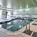 Relax in our the Indoor Pool