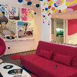 Pop-Art Design Apartment