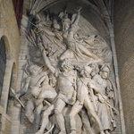 Marseillaise - copia del bassorilievo dell'Arco di Trionfo di Parigi