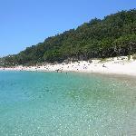 Playa de Rodas, Islas Cies